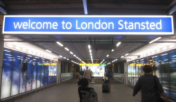 "��������. ������� ( "" Stansted"" )"